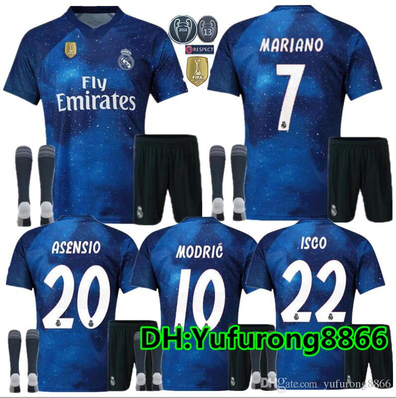 best service 03e60 ed403 EA Sports digital INSANE REAL MADRID EA SOCCER JERSEYS KITS Champions  League BENZEMA SHIRT MODRIC TRAINING BALE SPECIAL MARIANOJERSEY SHIRTS