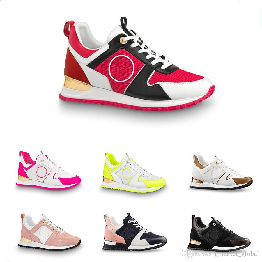 a717f9881b0 NEW DIGITAL EXCLUSIVE RUN AWAY SNEAKER 1A4WSV Luxury Designer Shoes ...