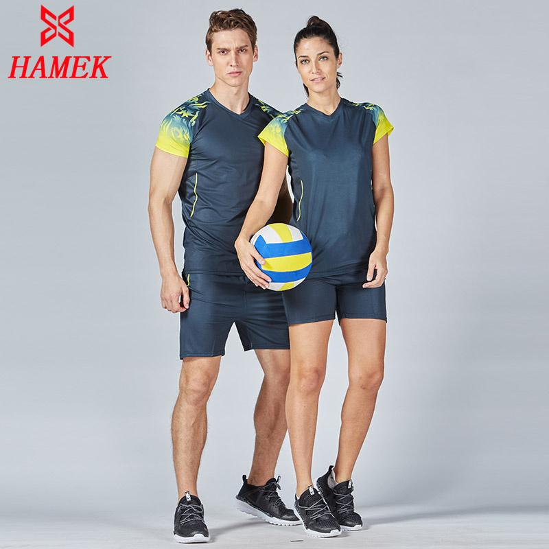2019 2019 NEW 2017 New Brand Men Women Sports Volleyball Uniforms Blank  Sporting Training Suit Running Sets Volleyball Sets Sporting Kits From  Jerseys222 a184230701d91