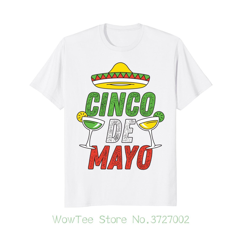 1c1211dba Compre Fiesta Cinco De Mayo Camisa Estampada Estilo De Verano Camisetas  Hombre Harajuku Top Fitness Marca De Ropa A  14.67 Del Jie032
