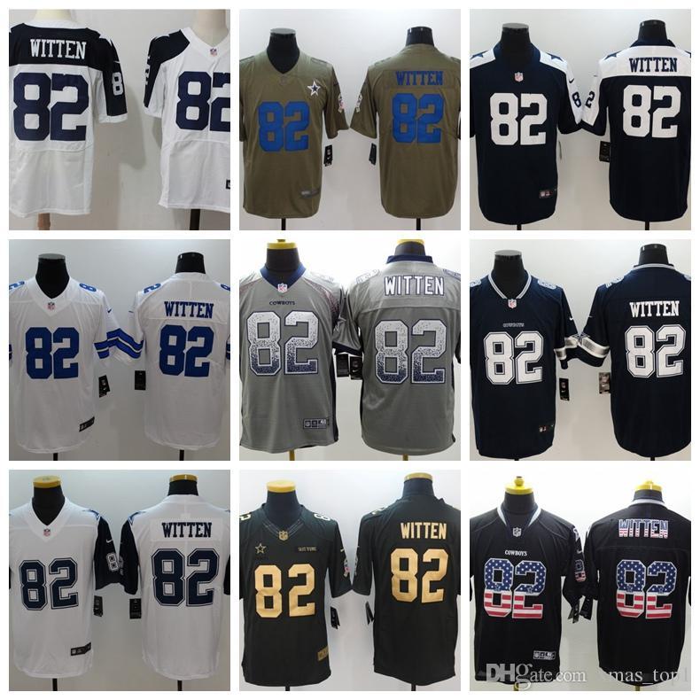 on sale 4b21d 9b373 best price jason witten 82 dallas cowboys jersey fa237 5039b