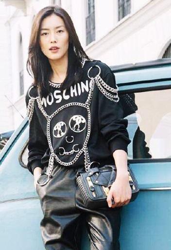 Borse a tracolla di marca donne calde Borse moto progettista Abbigliamento donna Borse a tracolla Borse a tracolla in PU Borse in pelle
