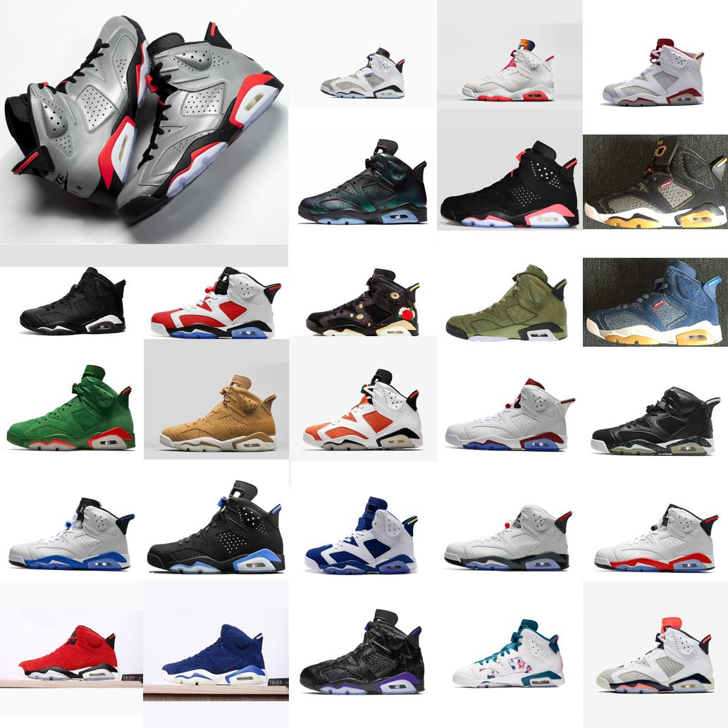 764cb29b19b328 2019 Cheap Mens Retro 6s Basketball Shoes J6 JSP Metallic Silver Social  Status Black Infrared Green Youth Kids Jumpman Vi Sneakers Boots With Box  From ...