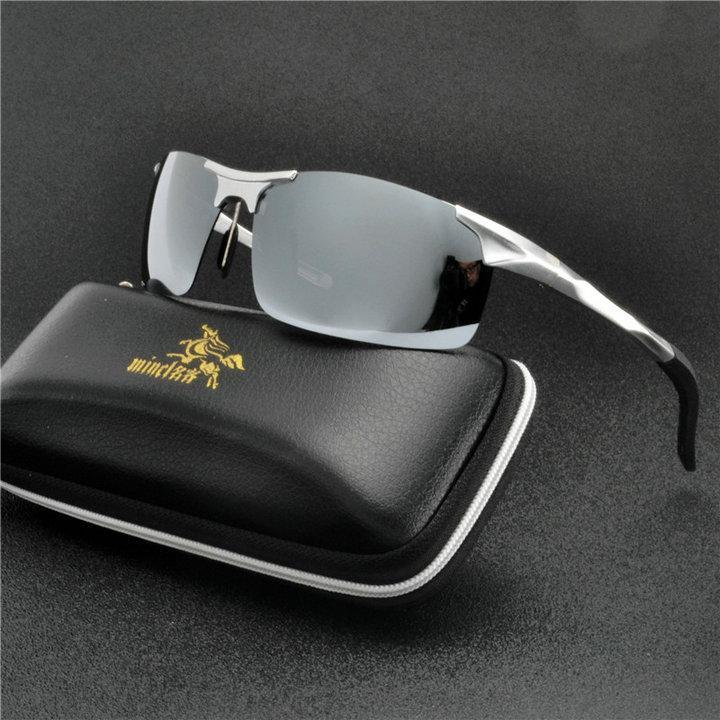e6dcb8910a3 Men Vintage HD Polarized Sunglasses Men Classic Brand Sun Glasses Coating  Lens Driving Shades For Night Vision Anti Glare NX Super Sunglasses  Victoria ...