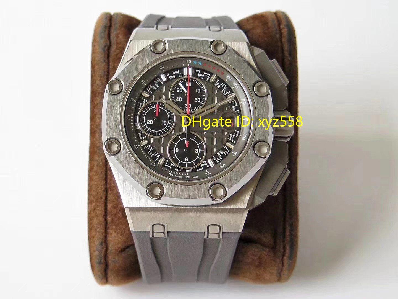 d92aa8d08fdc Compre Racing Sport Chronograph Reloj Para Hombre Cal.3126 Cronógrafo  Automático V2 316 Correa De Caucho Csae De Acero Inoxidable Con Caja De  Marca Fast ...