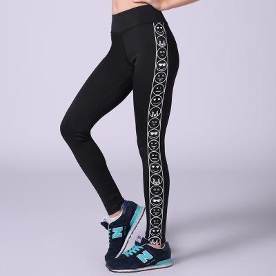 9ca9da5002da8 Women Gym Yoga Leggings Tights Victoria's Girls Sports Running Pants Secret  Absorbent Quick-dry Leggings Clothes Plus Size