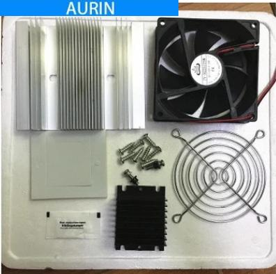 DIY Thermoelectric Peltier Mini Refrigeration Cooling System Peltier  Learning Kit Cooler DIY TEC-12706 Mini Air Conditioner