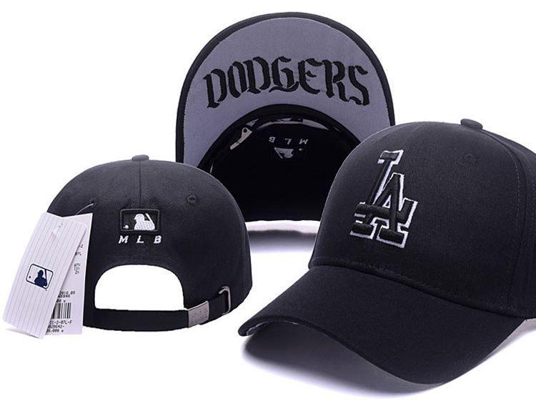 Designer Hat Navy Blue LA Snapback Hat Many Snap Back Hats For Men Basketball  Cap Cheap Adjustable Men Women Baseball Caps Golf Hat Flexfit Hats For Men  ... 2a780c06d7f