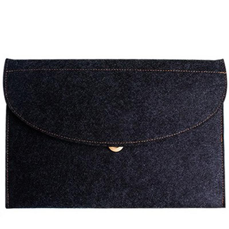 Exceptionnel 2019 A4 Felt File Folder Bag For Documents Briefcase Pack Stationery Office  Business Computer Bags Storage Organizer Pouch Filing Bag From Fishmen04,  ...