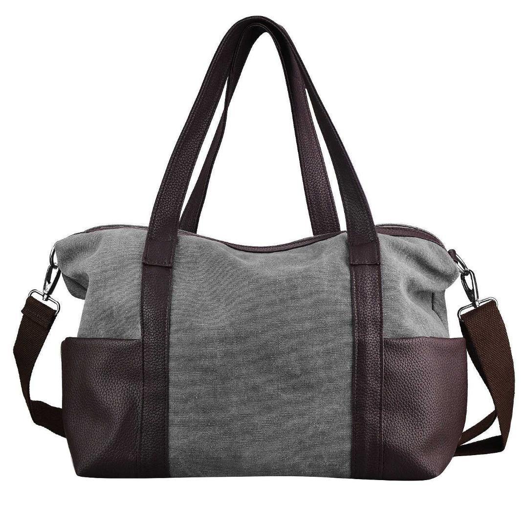 957e392068 AUAU-Canvas Handbags Crossbody Bags For Women Tote Bags Shoulder Bag ...
