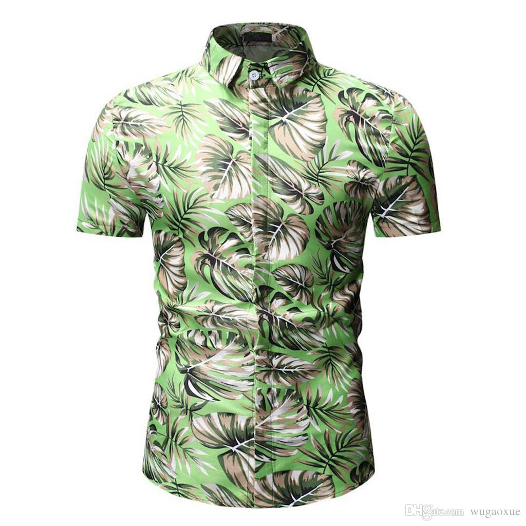 78016fc4c5c6 Floral Print Short Sleeve Shirt Mens | Huston Fislar Photography