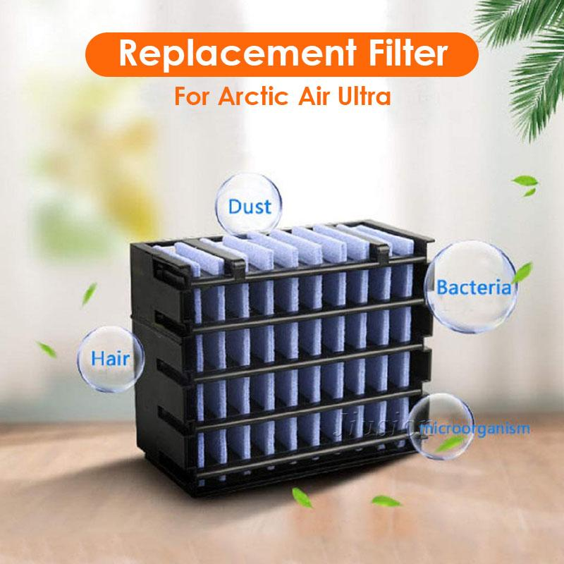 Upgraded Replacement Filter for Arctic Air Ultra Conditioner Detachable Filter For USB Air Cooler PC Cooling Fan Accessories