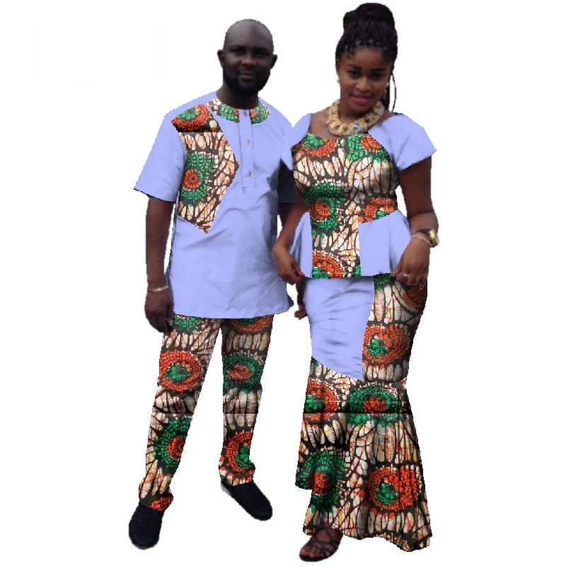 0720eee0db0 Summer New Hot Sale Matching Couple Clothes Casual Contrast Colors Couple  Outfits African Couple Clothes For Lovers WYQ10 Plus Size Dresses Formal  Dresses ...