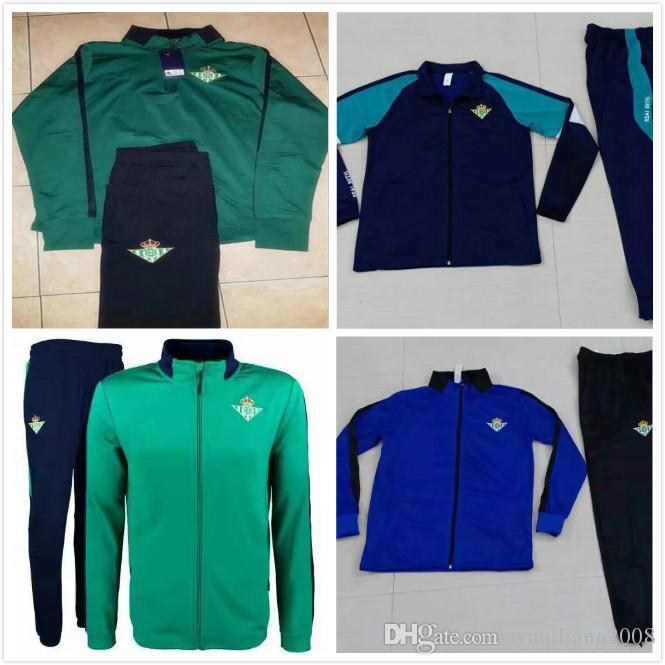 Real 2019 Entrenamiento 2018 Compre Camiseta De Betis Traje Chándal  0fxEqn4w5q 8e11b0734a684