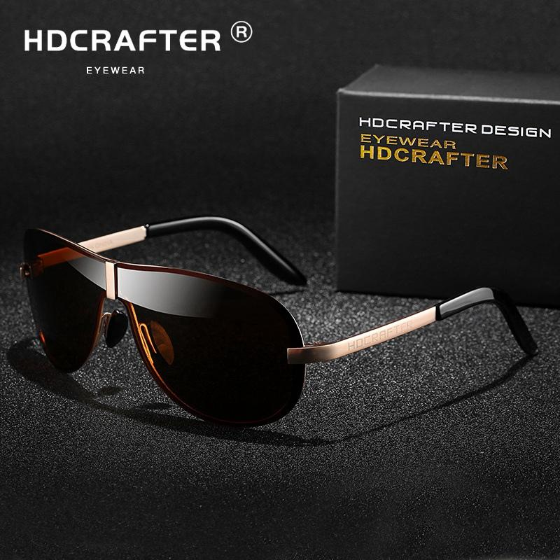 08ca30c711b Polarized Sunglasses Men Driving Sun Glasses Classic Brand Designer ...