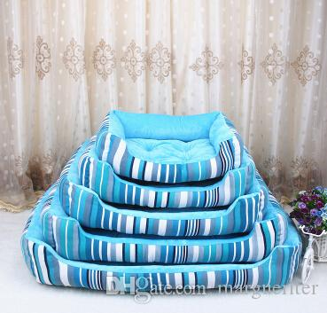 Pet Dog Bed Soft Sofa Nest Winter Warm Dog kennel Cat Nest Warming Puppy Teddy House