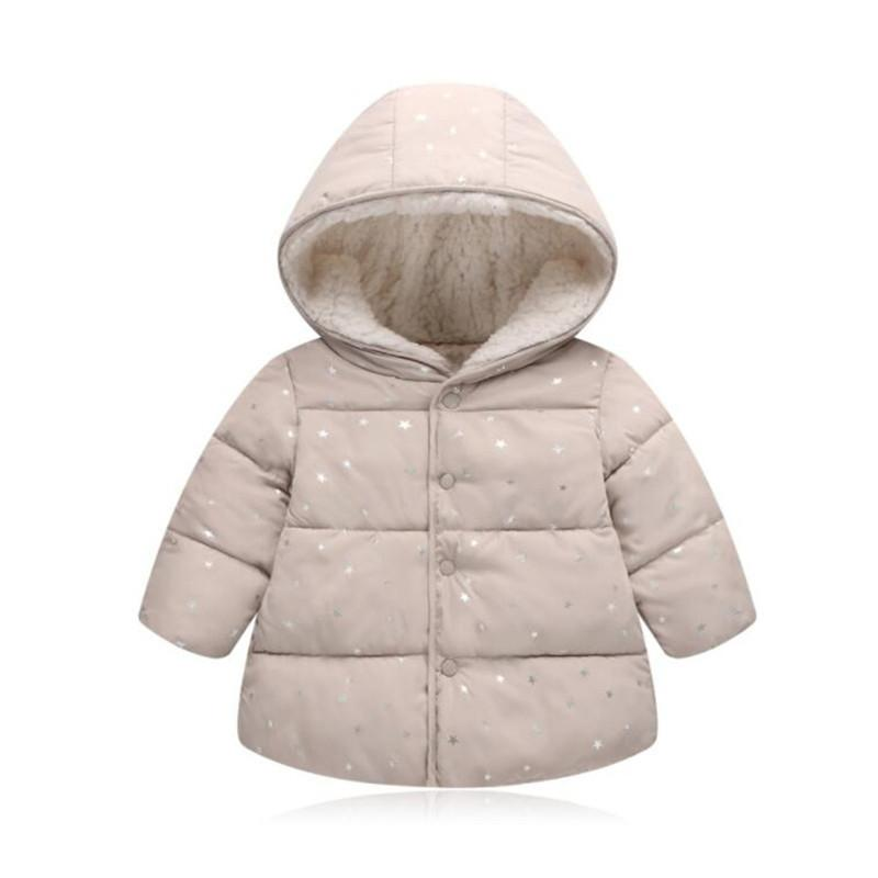 2f4f844a972e Good Quality Winter Girls Coats Cotton Hooded Down Coat Clothing ...