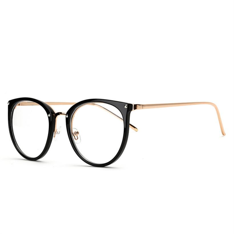1b4d7c35b048 2019 Oversize Clear Lens Cat Eye Glasses Frame Women Fashion Oversized  Spectacle Frames Transparent Optical Eyeglasses Eyeglasses From  Xiamenwatch, ...