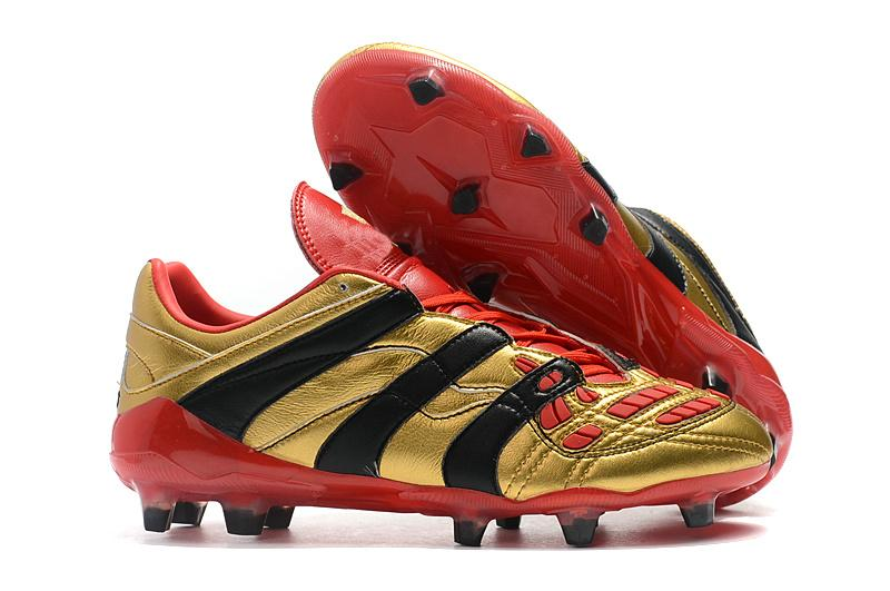 122ac0e8452 2019 New 2019 Predator Accelerator Electricity FG DB AG David Beckham  Becomes 1998 98 Men Soccer Shoes Cleats Football Boots Size 39 45 From  Beckhamstore