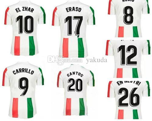 bf678622b 18-19 MEN Leganes Customized Thai Quality Soccer Jerseys Near Me ...