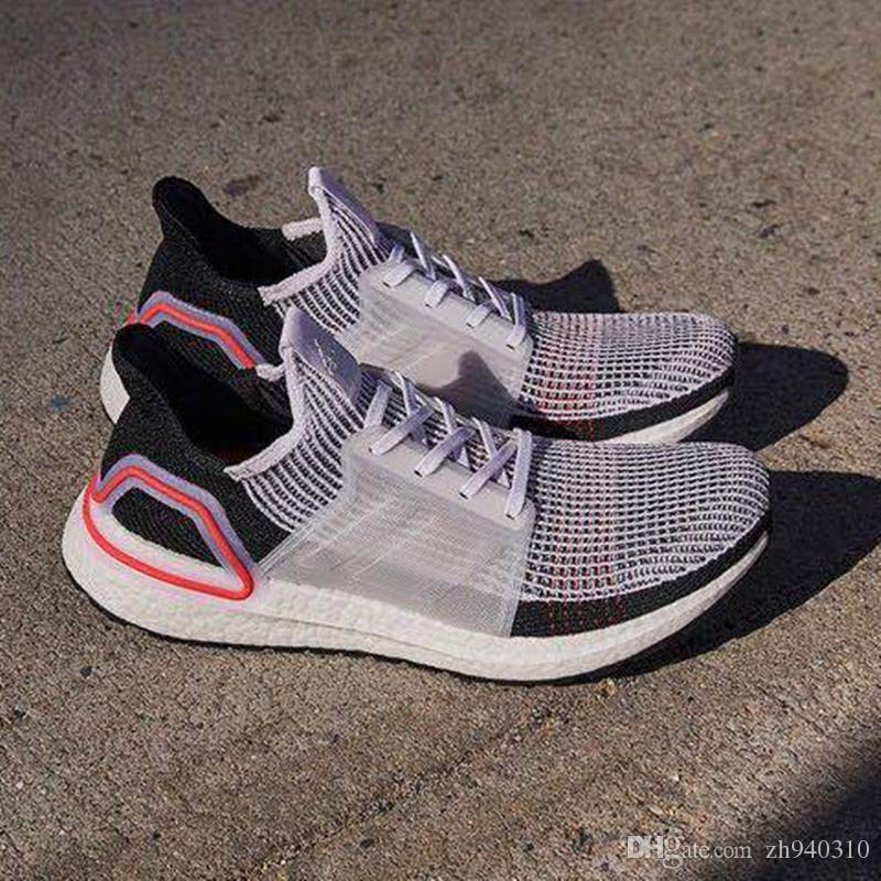 buy online 58bc8 69125 2019 Ultra Boost 5.0 Men Multicolor Laser Red 19 Shoes Oreo Refract Dark  Pixel ultraboost Uncaged Women Black White Shoes size 36-45
