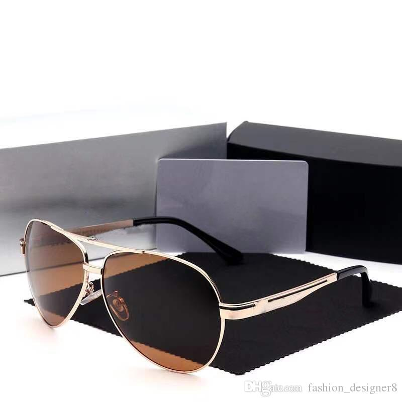 737 Popular Women Brand Designer Sunglasses Metal and Plank Square Frame Glasses Fashion Simple Style Eyewear Top Quality Come with case