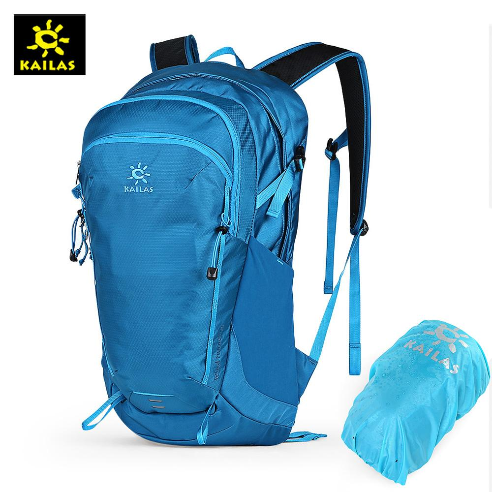 5f54d079dccb KAILAS 30L Lightweight Hiking Backpack with Rain Cover Wind Tunnel Climbing  Backpack Carbon Fiber Trekking Travel Outdoor Bag