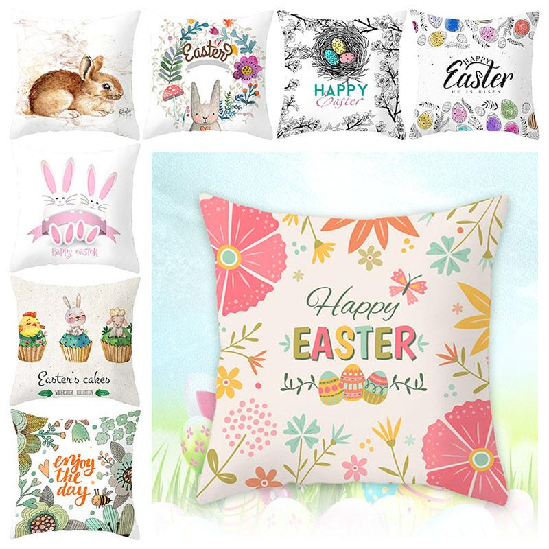 Sofa Bed Decor Festival Pillowcase