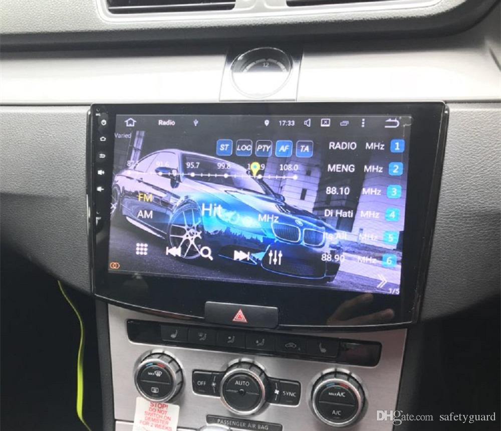 Super 4GB RAM 64GB ROM Octa Core 2 Din 10.1 Android 8.0 Car DVD Player YR31