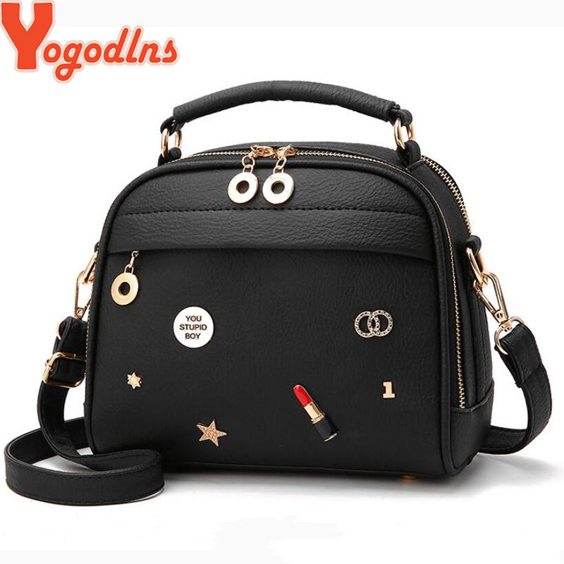 Yogodlns Mujeres PU de cuero solapa Messenger Bag Small Leaf Colgante Bolsos Estilo simple Bolsos de hombro Crossbody Bag Clutch monedero