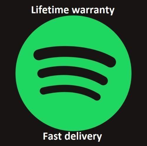 Music Spotify Premium 12 Months Worldwide See Description