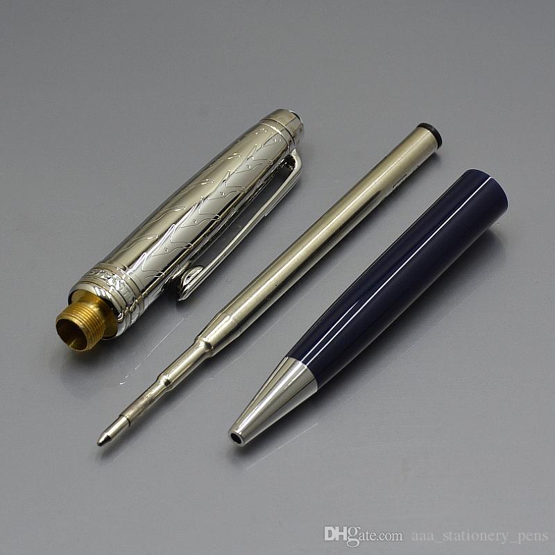 Luxo MB Caneta Bonito Pequeno Príncipe Roller Ball Pen Papelaria Escola Escritório Suprimentos Marca Escrever Fluente Refil Canetas De Tinta Com Número De Série