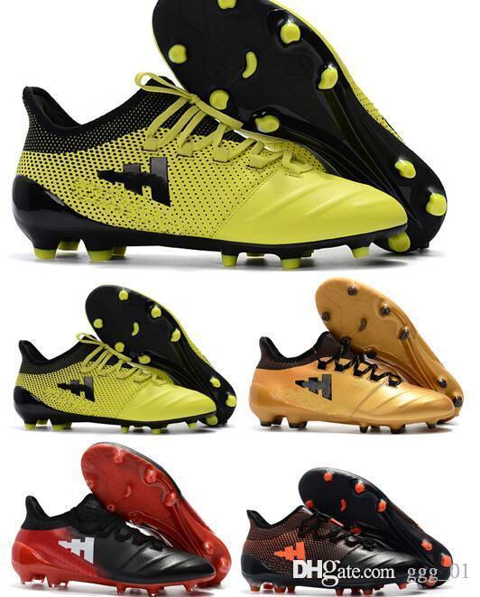 a9fd07fd9b38 2019 2019 New Kids Mens Women Ace 17 Purecontrol FG Soccer Cleats Children Football  Boots Best Sales Boys Soccer Boots Youth Soccer Shoes From Ggg_01, ...