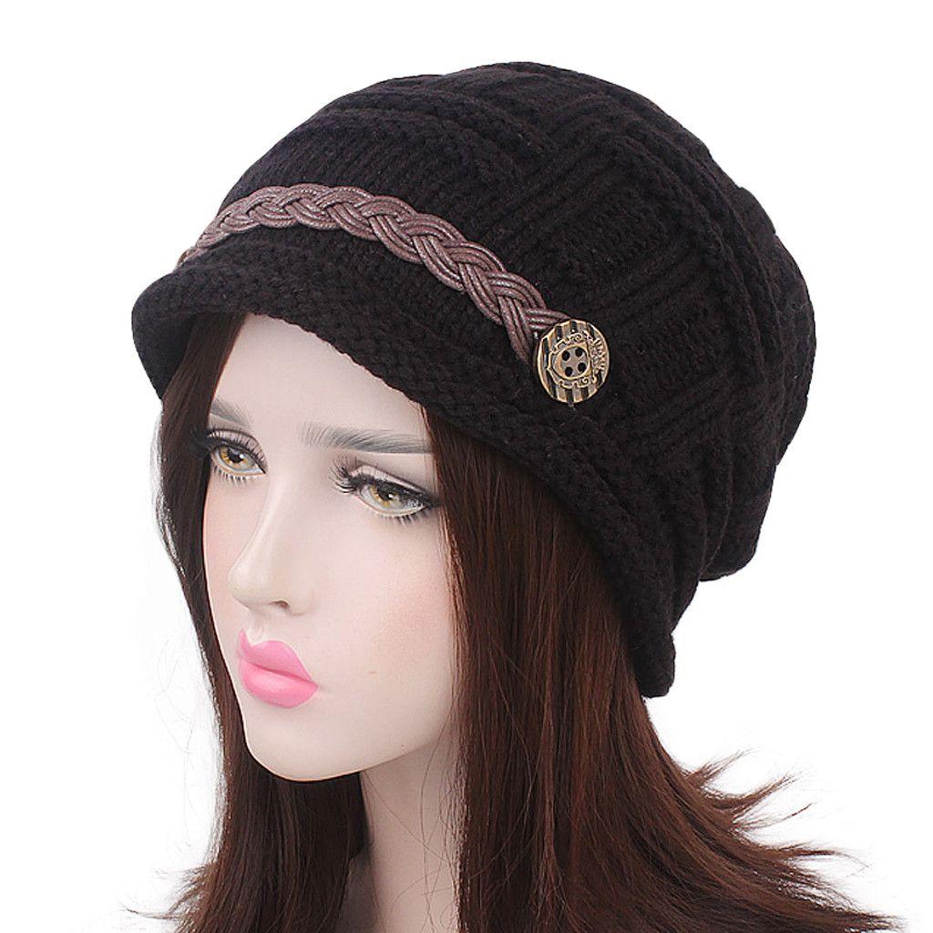 Women India Africa Muslim Elastic Turban Beanie Cap Winter Head Belt Scarf  Wrap Beanie Hat Women Winter Bonnet Femme Hiver 10 Slouchy Beanie Skull Cap  From ... 18616a77a3e