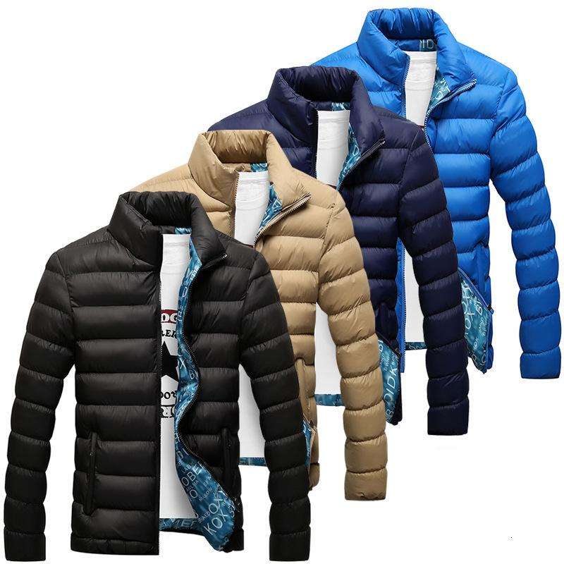 Winter Men 2019 New Cato Captured Fat Jackets Parka Slim Fit Long Mouwen Coated Overwear Warm Jackets