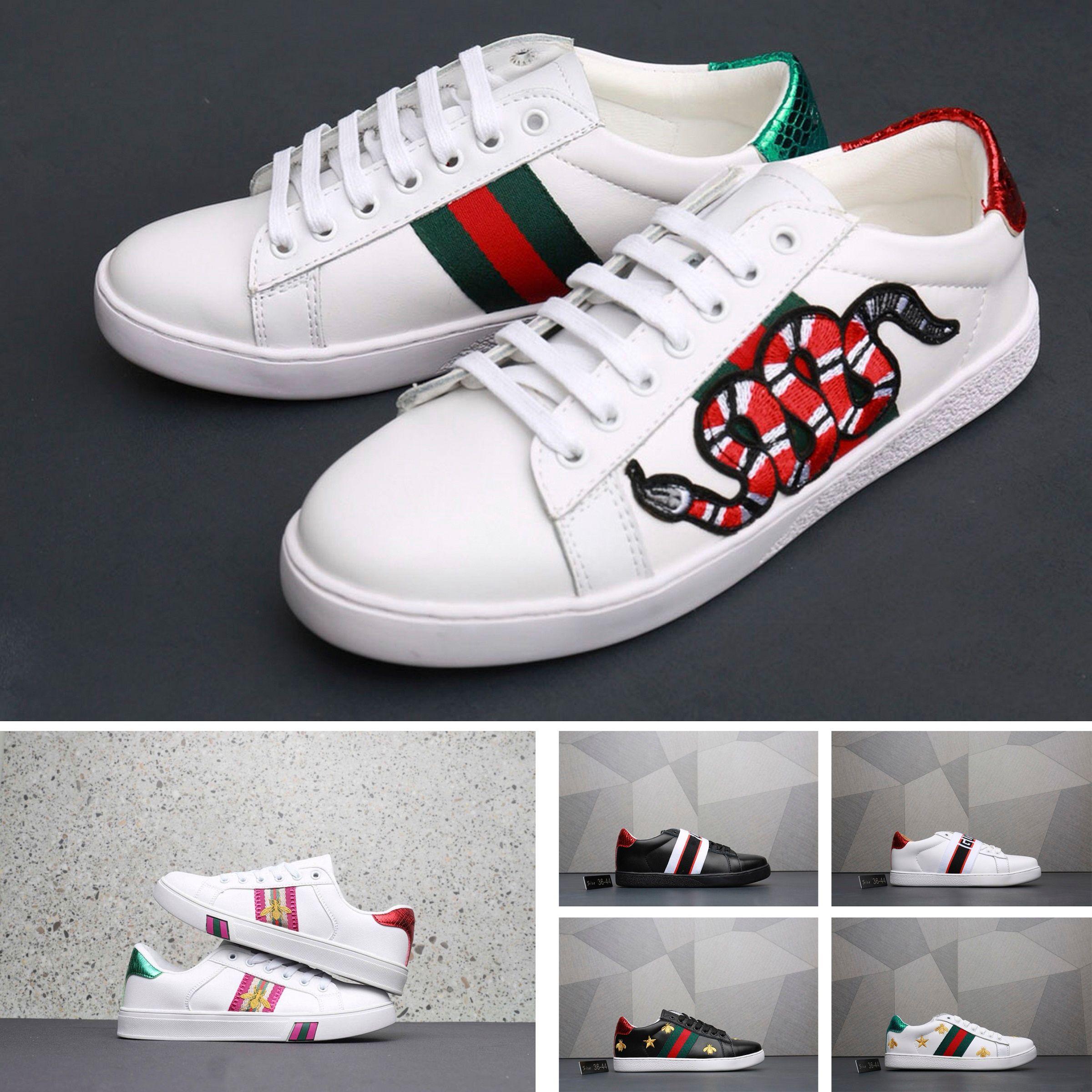 dfa9be03c Compre Gucci Men Shoes Gucci Women Shoes Best Selling Sneakers Bordados  Tênis, Letras Bordadas, Cosmos, Tênis, Cabeça De Lobo, Homens Sapatos  Mulheres ...