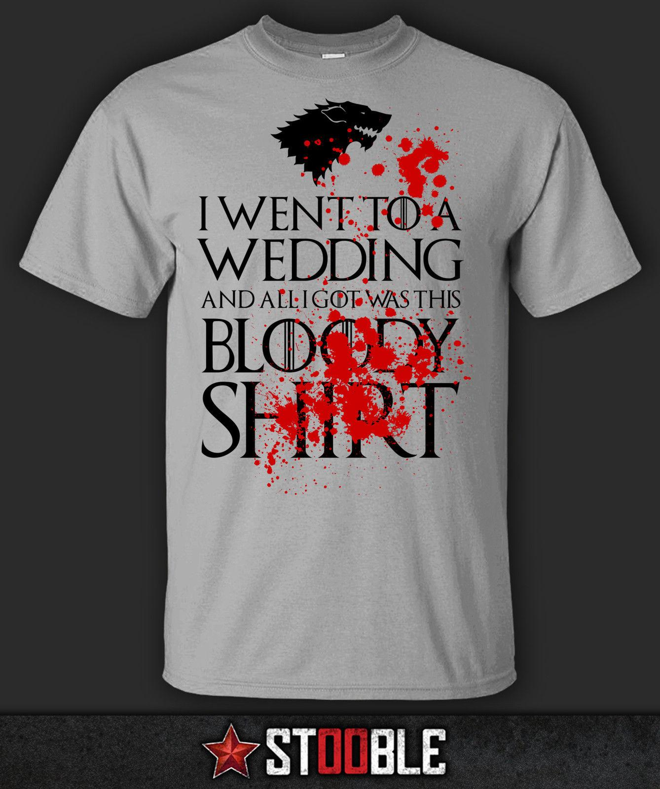 Red Wedding T Shirt Direct From Stockist Ladies T Shirts Shirts