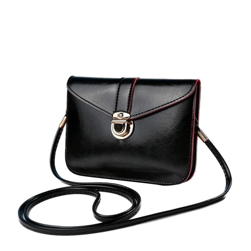 Cheap Vintage Bags 2018 For Women Purse Bag Leather Cross Body Shoulder  Messenger Bag Schoolbag For Girls Ladies Bags Bolsa Feminina#8 Designer  Handbags ...