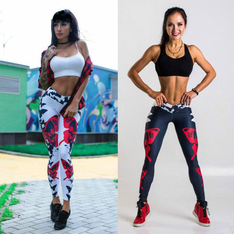 424c7ead8dac30 2019 2019 Spring New Womens Workout Leggings Jogging Running Fitness Sports  Pants Trousers Fashion Woman Pants From Maluokui, $35.55 | DHgate.Com