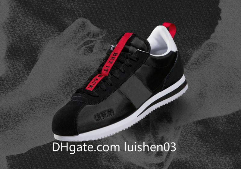 timeless design a3f29 af930 2019 Free Shipping Kendrick Lamar x Cortez Kenny III 3 Casual Shoes High  Quality Man Womans BET IT BACK Shoes v0303