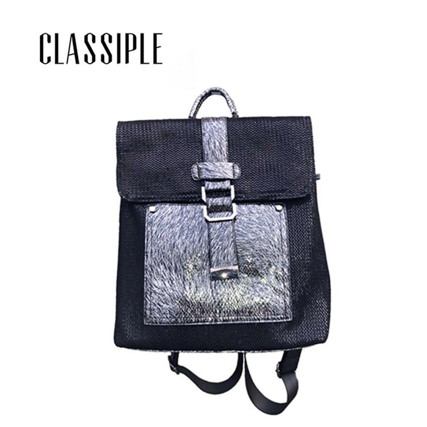 9df92b1c14 2019 New Women Backpack Fashion Preppy Style High Quality Backpacks Girls  School Bags Panelled Travel Bag Females Backpacks Dog Backpack Backpacks  For Women ...