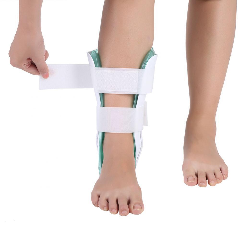 Ankle Brace Adjustable Foot Orthosis Breathable Support