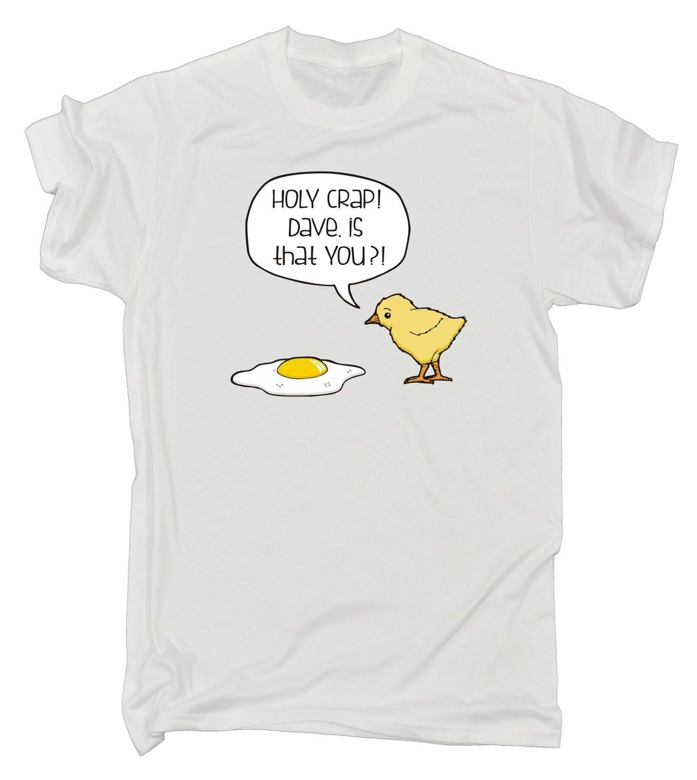 f2cd12102 Funny T Shirts Holy Crap! Dave Is That You T Shirt Shirts Tshirt Tee  Birthday Brand Shirts Jeans Print Mens Pride Dark T Shirt Online Shopping T  Shirt Cool ...