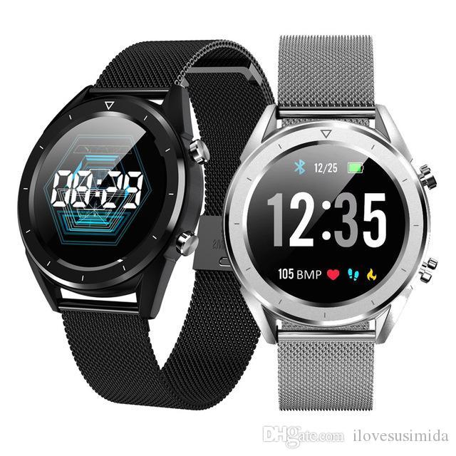 Uhren Smart V3 Smart Uhr Armband Bluetooth Herzfrequenz Blutdruck Blut Sauerstoff Detektor Alarm Uhr Armband Unterstützung