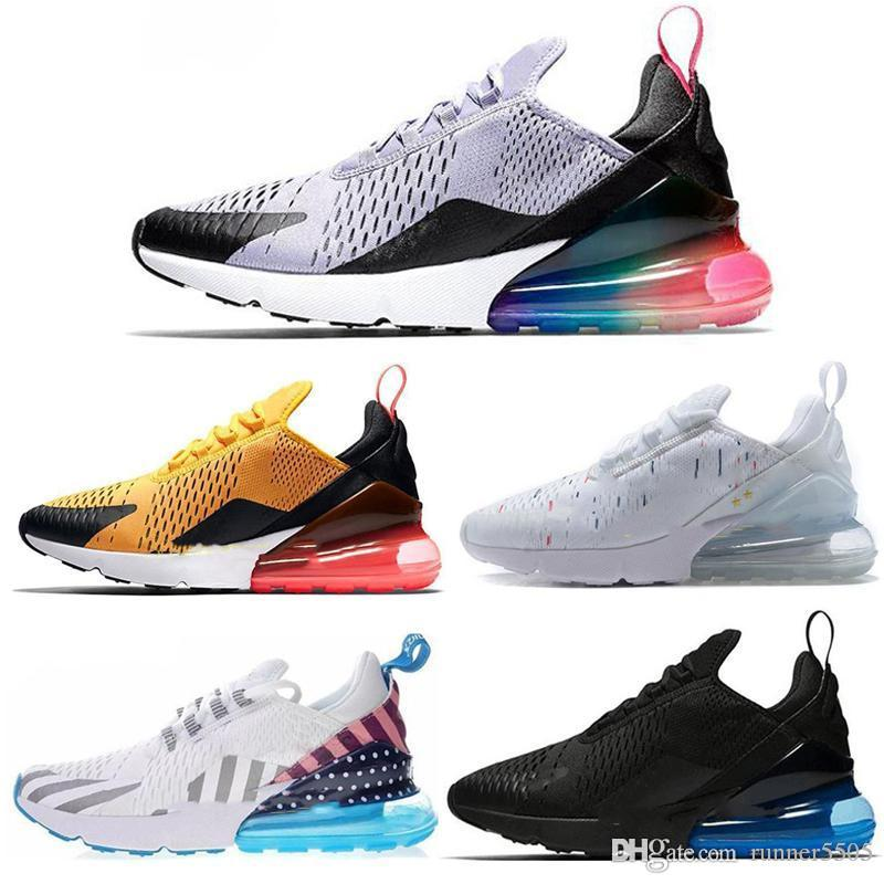 nike air max 270 27c airmax 2019 TN Cushion Sneakers Sport Designer Casual Shoes Trainer Road Star BHM Hierro Hombres Mujeres General Tamaño 36 45