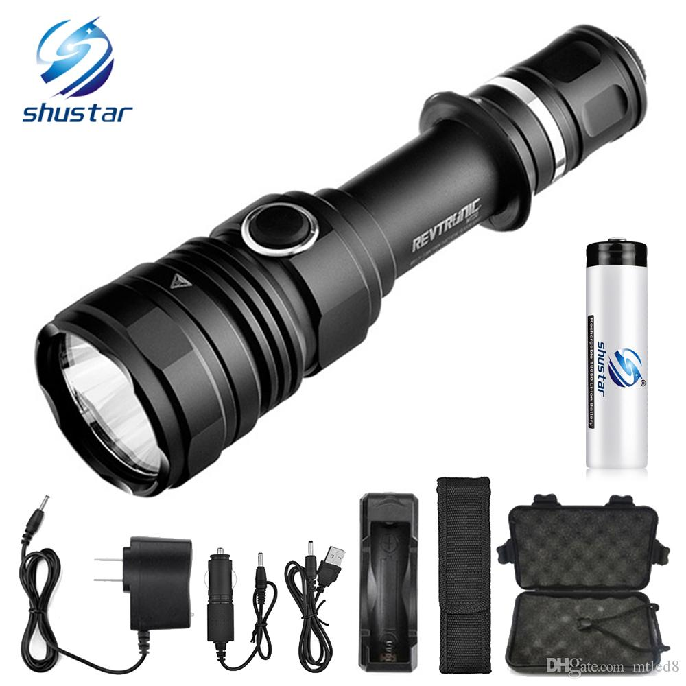 Lights & Lighting 100 Led Uv Blacklight Flashlight Lamp Torch Inspection Light Outdoor Tactical Light Torch 5 Modes Zoom For Camping Riding Light Discounts Price