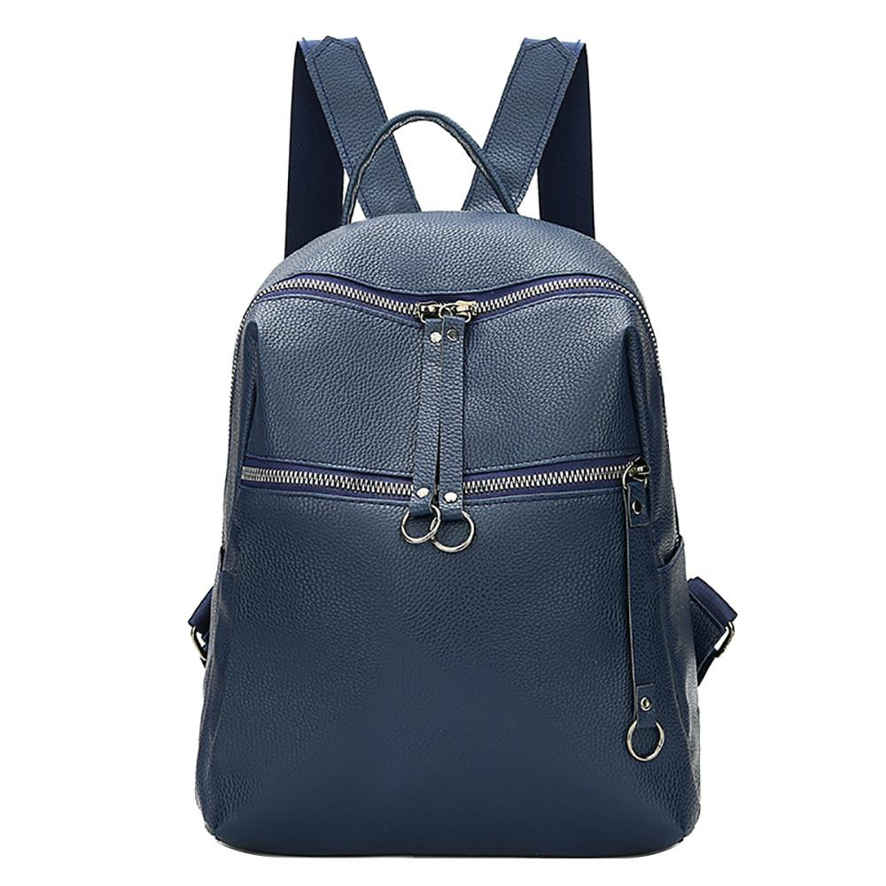 f95b504e3ad Women Shoulder Backpack Male Travel Backpack Mochilas School Mens Leather  Business Bag Large Laptop Shopping Travel Rucksack L3 Osprey Backpacks Book  Bags ...