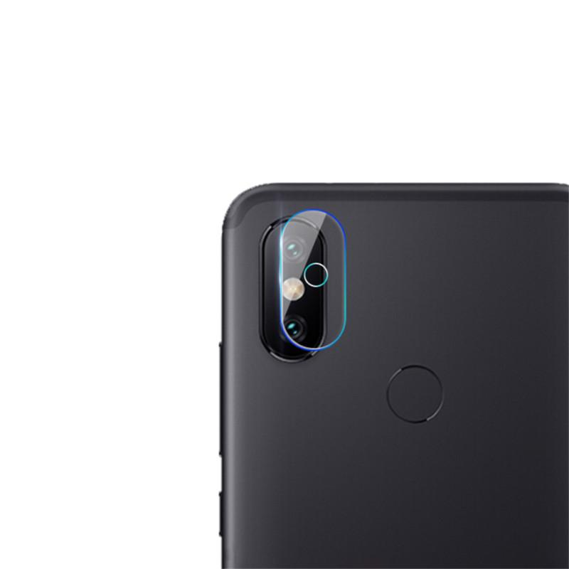 size 40 1547d e1dcc 2 PCS clear Camera Lens Protector Protection Film For xiaomi MI A2 / MI A2  lite tempered glass Back Cover for xiaomi Film