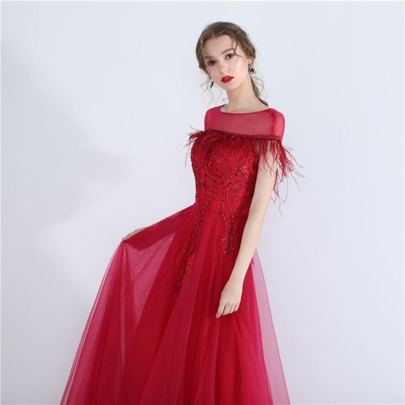 compre 2019 estilo de Éxito vestido de novia corto fiesta diseño