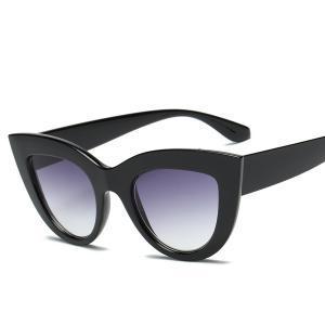 aad4b1868d Lady s Cat Eye Sunglasses Women Retro Full Frame Eyewear Fashion ...